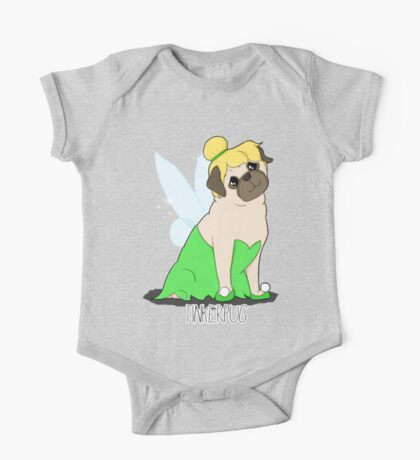 Tinkerpug One Piece - Short Sleeve