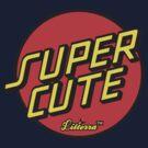 Super Cute  by Lilterra