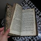 Old religious book of poems by Ana Belaj