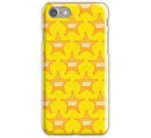 Sheriff Woody iPhone Case/Skin