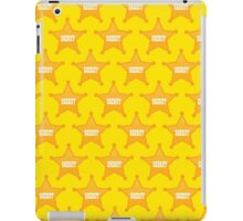 Sheriff Woody iPad Case/Skin