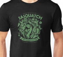 Sasquatch - Cryptids Club Case file #077 Unisex T-Shirt