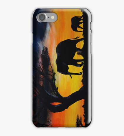 Call of the wild device cases iPhone Case/Skin