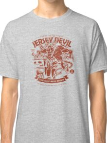 Jersey Devil - Cryptids Club Case File #132 Classic T-Shirt