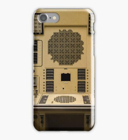 Abandoned Nuclear Power Plant iPhone Case/Skin
