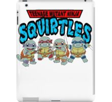Teenage Mutant Ninja Squirtles iPad Case/Skin