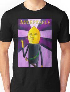 Handsome Lemongrab Unisex T-Shirt