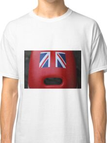 The face of Britain Classic T-Shirt