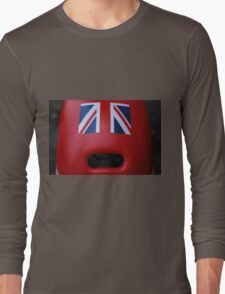 The face of Britain Long Sleeve T-Shirt