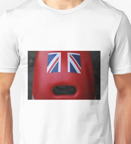 The face of Britain Unisex T-Shirt