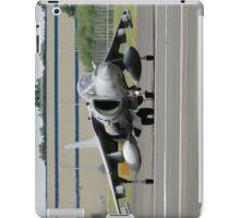 Spanish Navy Harrier II iPad Case/Skin