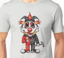 Jester Clown Unisex T-Shirt