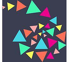 Triangle Heaven Photographic Print