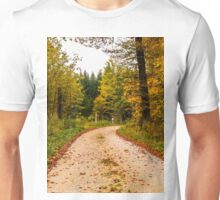 Path to Autumn Unisex T-Shirt