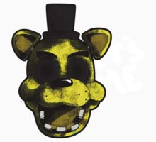 Golden Freddy Kids Clothes