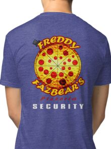 Official Employee of Freddy Fazbear's Pizzeria Tri-blend T-Shirt