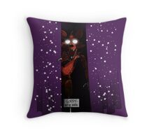 The Terror of Pirate's Cove Throw Pillow