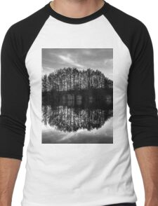 Mirror Men's Baseball ¾ T-Shirt