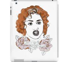 brittany murphy in Clueless iPad Case/Skin