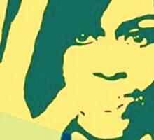 Michelle Superstar Sticker