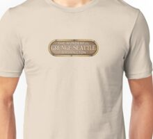 Grunge Seattle Washington Unisex T-Shirt