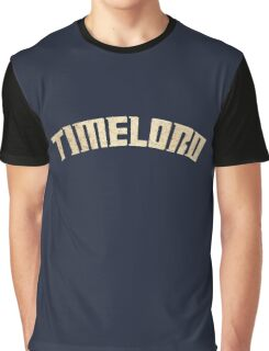 Doctor Who Timelord Graphic T-Shirt