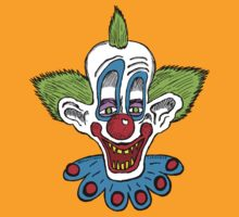 Killer Klown from Outer Space by jarhumor
