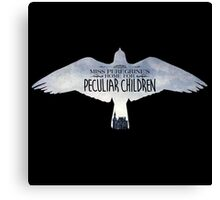 Miss Peregrines Home For Peculiar Children 2016 Canvas Print