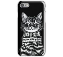 """""""The King 77"""" by Kay Wright  iPhone Case/Skin"""