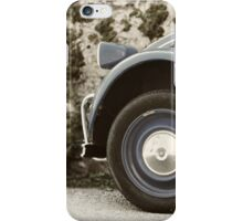 2CV iPhone Case/Skin
