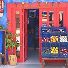 Mexican Storefront by Christine Anna Wilson