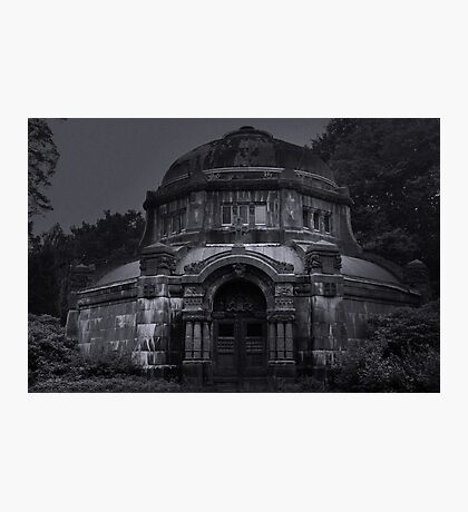 Outpost Photographic Print