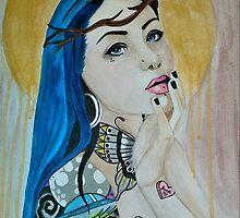 Goddess by gabriellephipps