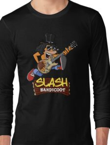 Slash Bandicoot Long Sleeve T-Shirt