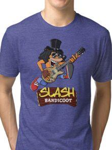 Slash Bandicoot Tri-blend T-Shirt