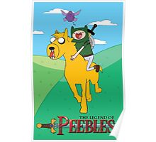the legend of peebles Poster