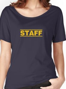 Cool Staff Women's Relaxed Fit T-Shirt