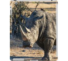 AWESOME SOUTH AFRICA - RHINO iPad Case/Skin