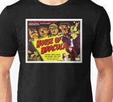 House of Dracula Unisex T-Shirt