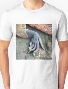 Foot of a marine iguana Unisex T-Shirt
