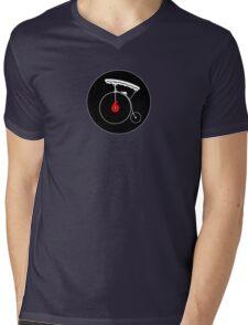 The Prisoner number six bicycle Mens V-Neck T-Shirt
