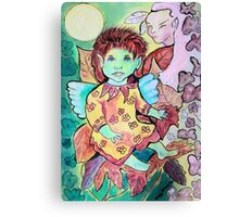 Fae Doll Canvas Print