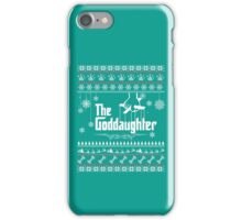 The godfather Christmas Gift  iPhone Case/Skin