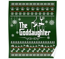 The godfather Christmas Gift  Poster