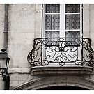 French balcony by Lenoirrr