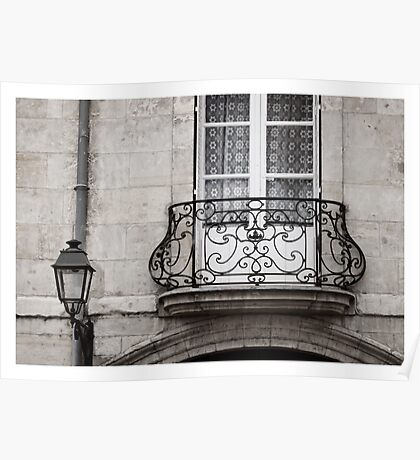French balcony Poster
