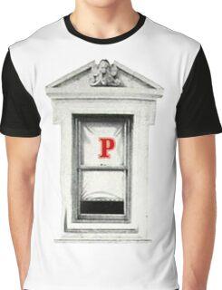 Led Frame Graphic T-Shirt