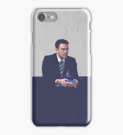 Ben Affleck - The Accountant iPhone Case/Skin