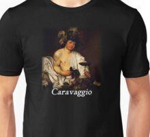 Caravaggio - Bacchus Unisex T-Shirt