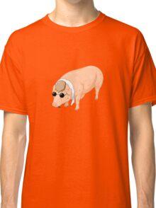 Porco Rosso Back To Home Classic T-Shirt